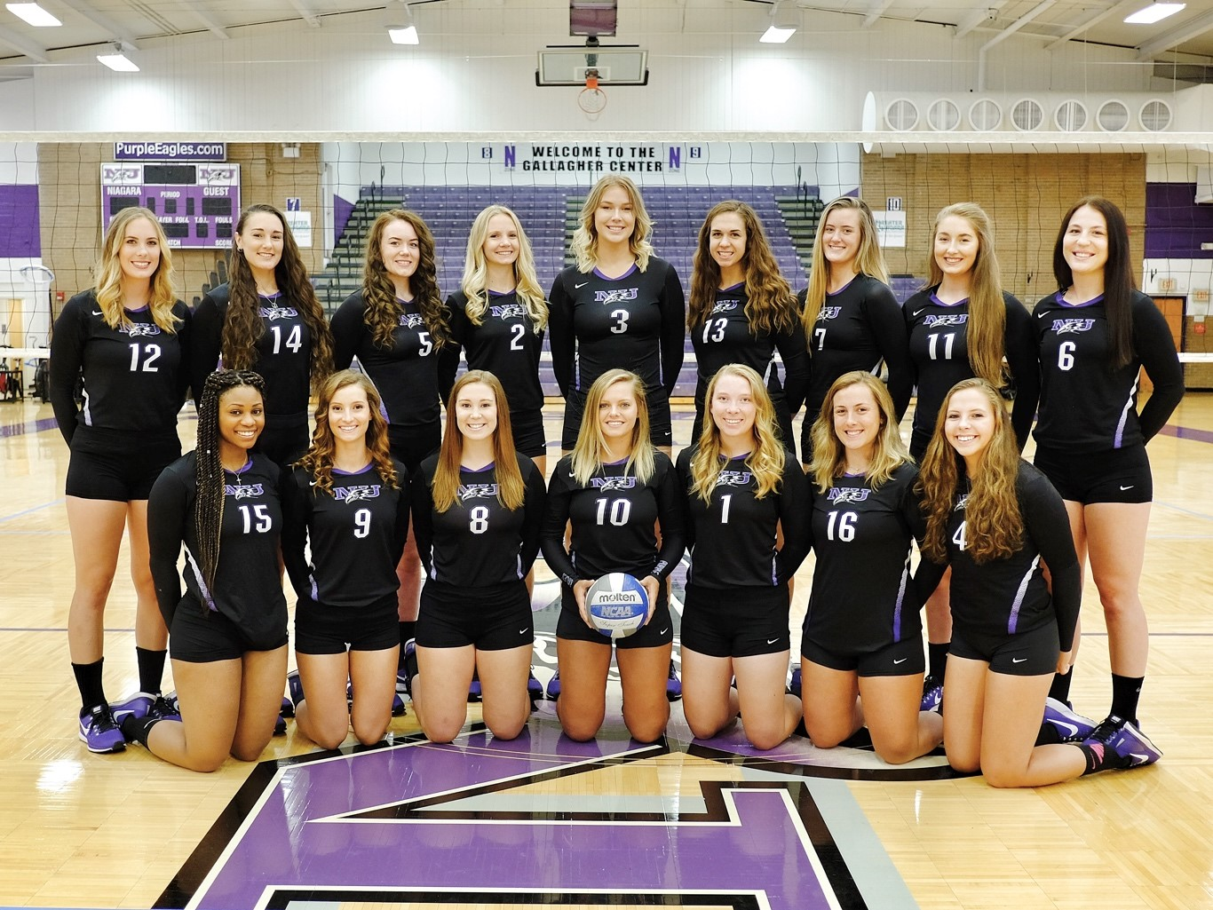 2017 Women's Volleyball Roster - Niagara University Athletics
